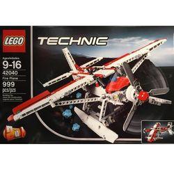 Lego TECHNIC Samolot strażacki 42040