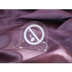 Zakaz palenia papierosów - acryl model Z006