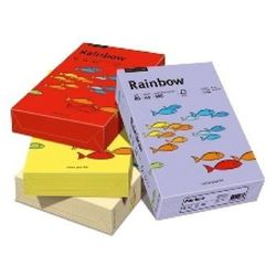 Papier ksero RAINBOW A4 80g nr 24 pomarańczowy