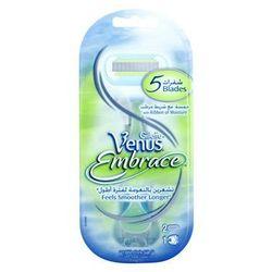 Gillette Venus Embrace maszynka do golenia + 2 zapasowe końcówki + do każdego zamówienia upominek.