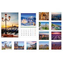 Kalendarz 2016 13 planszowy A3 Europa