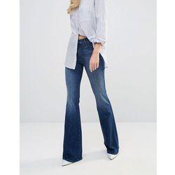 M.i.h Jeans Marrakesh High Rise Kick Flare Jeans - Blue