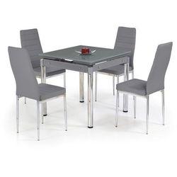 Stół z blatem szklanym HALMAR KENT, Kolory