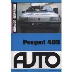 Peugeot 405 Obsługa i naprawa (opr. miękka)
