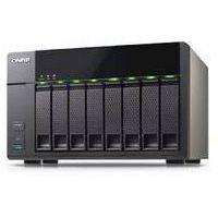 QNAP TS-851 Serwer / Macierz NAS na 8 dyskĂłw w obudowie BOX / 2-Core CPU 2.41GHz