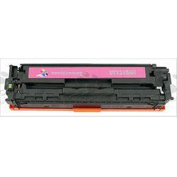 Toner zamiennik DT1215MH do HP Color LaserJet CP1210 CP1215 CP1215n CP1217 CP1510 CP1510j CP1510n CP1515 CP1515n CP1518 CP1518ni CM1312 CM1312mfp, pasuje zamiast HP CB543A 125A Magenta, 1400 stron