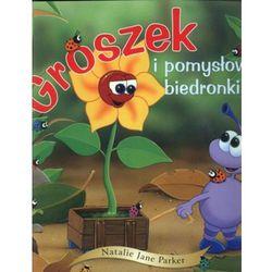 Groszek i pomysłowe biedronki (opr. miękka)