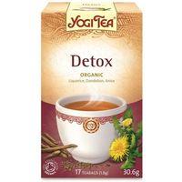 Herbata Detox BIO (Yogi Tea) 17 saszetek po 1,8g