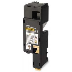 Epson oryginalny toner C13S050611, yellow, 1400s, high capacity, Epson Aculaser C1700