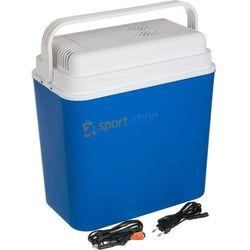 Lodówka turystyczna elektryczna 24L 12/230V Hot&Cold Atlantic (niebieska)
