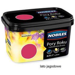 Farba Pory Roku Nobiles Lato Jagodowe 2.5L