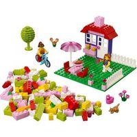 Lego BRICKS & MORE Różowa walizka 10660