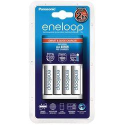 Ładowarka Panasonic Eneloop BQ-CC16 + 4 x R6 AA Eneloop 2000mAh- darmowy odbiór osobisty!