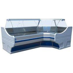 Lada chłodnicza narożna CEBEA WCh-6/1BNz1000 250cm