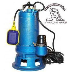 Pompa zatapialna do szamba i brudnej wody WQ 10-10-0,75 z rozdrabniaczem rabat 15%