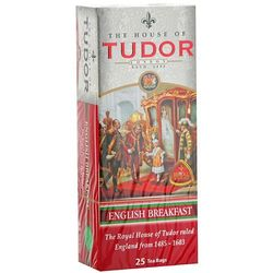 TUDOR 25x2g English Breakfast Tea Herbata w saszetkach (15013)