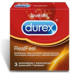DUREX Real Feel prezerwatywy 3 szt.