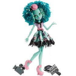 Monster High Strach Kamera Akcja Honey Swamp