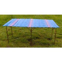 Składany stół do handlu ulicznego - wzór wspólnotowy, długość ok. 2,5m + szeroki blat