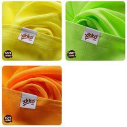 - KIKKO - Pieluchy bambusowe wzór:JEDNOLITY kolor:COLOR MIX