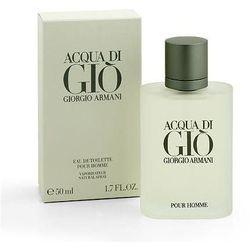 GIORGIO ARMANI Acqua di Gio perfumy męskie - woda toaletowa 50ml - 50ml