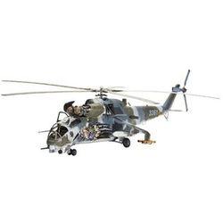 Model do sklejania Mil Mi-24 V Hind E