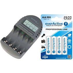 ładowarka BC-450 + 4 x R6/AA everActive 2600
