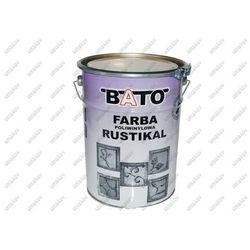 Farba 6,3kg (5L) RUSTICAL, grafit