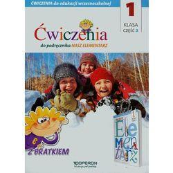 Edukacja wczesnoszkolna 1 Zeszyt ćwiczeń 2 do podręcznika