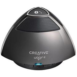 Creative Woof 2 szary z mikrofonem