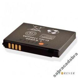 Bateria Forever do LG KU990 1100 mAh Li-Ion HQ