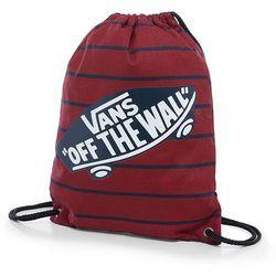 plecak VANS - Benched Novelty Bag Tibetan Red Stripe (O3X) rozmiar  OS 29d440a0d26