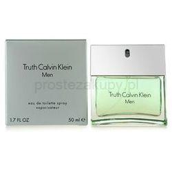 Calvin Klein Truth for Men + do każdego zamówienia upominek.