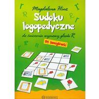 Sudoku logopedyczne (opr. miękka)