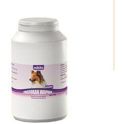 MIKITA Fosforan wapnia +wit A+D3 - preparat witaminowo - mineralny dla psów granulat 500g