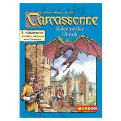 HANS IM GLUCK Carcassonne: 3. dodatek - Księżniczka i Smok (edycja polska)