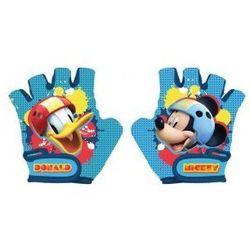 Rękawiczki na rower dziecięce Myszka Mickey