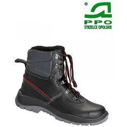 Buty obuwie robocze wzór 0154 r39 PODNOSEK, ZIMOWE