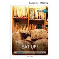 Eat Up! Cambridge Discovery Education Interactive Readers (z kodem) (opr. miękka)
