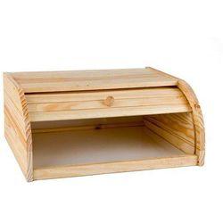 Apetit Chlebak drewniany 40 x 27,5 x 16,5 cm