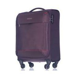 99500448f1ab7 PUCCINI walizka mała/ kabinowa z kolekcji AMSTERDAM miękka 4 koła materiał  Nylon zamek szyfrowy