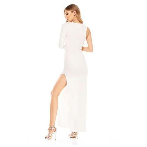 7f803fea13 Sukienka Vika w kolorze kremowym - porównaj zanim kupisz