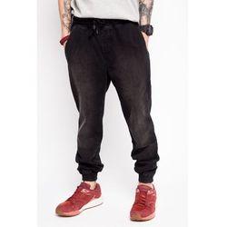 Spodnie 'Jogger Jeans' - Czarny Jeans