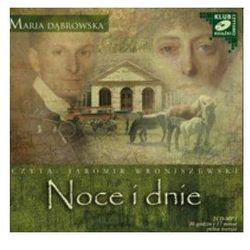 Noce i dnie część 3 i 4. Audiobook - 2 płyty CD + zakładka do książki GRATIS