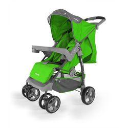 Milly Mally, Vip Green, wózek spacerowy Darmowa dostawa do sklepów SMYK