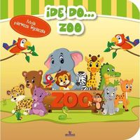 Idę do zoo (opr. twarda)