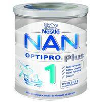 NESTLE NAN OPTIPRO Plus 1 800g Mleko początkowe Reuteri w proszku dla