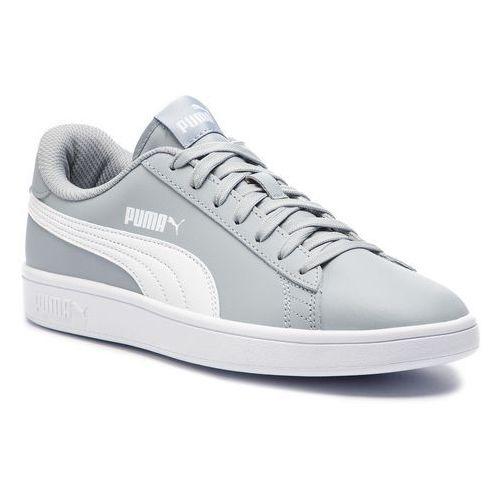Sneakersy PUMA Smash V2 L 365215 10 QuarryPuma White