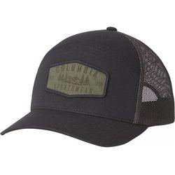 386ac80a218 COLUMBIA czapka z daszkiem Trail Evolution Snap Back Hat Shark Hex Patch  O S -