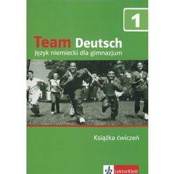 Team Deutsch 1 Książka ćwiczeń + CD (opr. miękka)